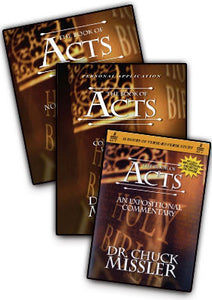 Acts: Commentary Study Set