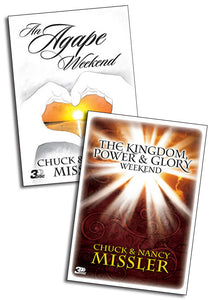 The Chuck and Nancy Weekend Bundle