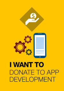 Donate to Koinonia House - App Development