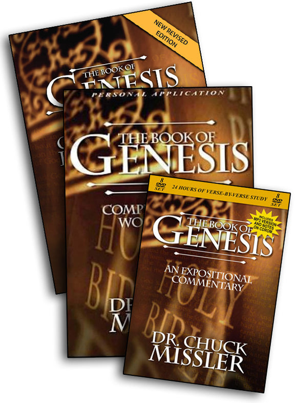 Genesis: Commentary Study Set