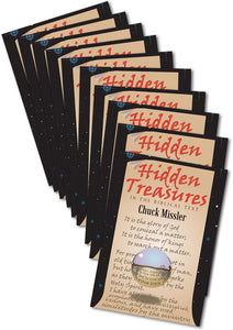 Hidden Treasures in the Biblical Text - Book (10 Pack)