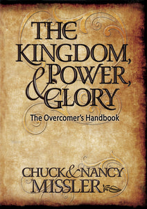 The Kingdom, Power, & Glory - Book