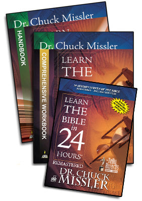 Learn The Bible In 24 Hours - Study Set