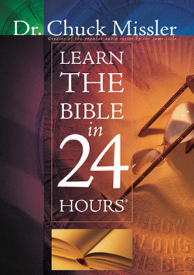 Learn the Bible in 24 Hours - Book