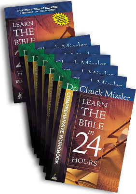 Learn The Bible In 24 Hours - Group Workbook Pack