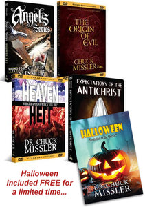 The Supernatural Realm Bundle - Halloween Special