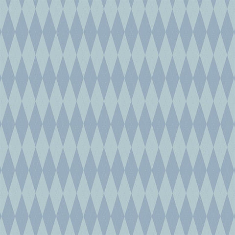 Argyle Backdrop Baby Boy Blue
