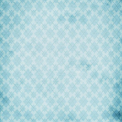 Argyle Photo Backdrop - Blue Grunge Backdrops SoSo Creative