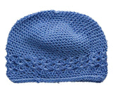 Crochet Hats Hats SoSo Creative Newborn Sky Blue