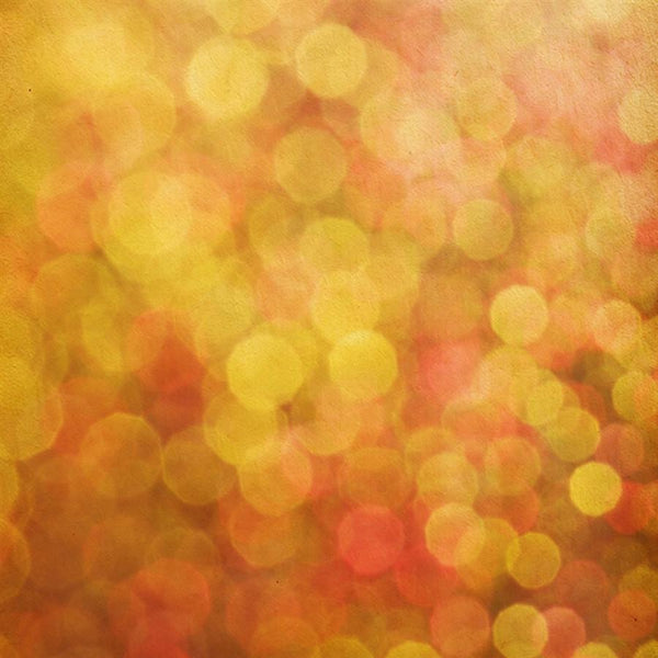 Bokeh Photo Backdrop - Autumn
