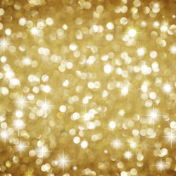 Bokeh Backdrop Holiday Gold