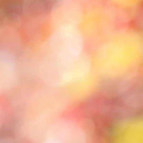 Bokeh Photo Backdrop - Pink Blur