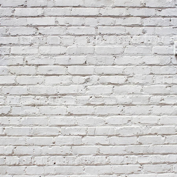Brick Photo Backdrop - Historic Whitewash