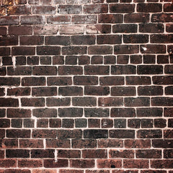 Brick Photo Backdrop - Ruby Red Grunge Backdrops Loran Hygema