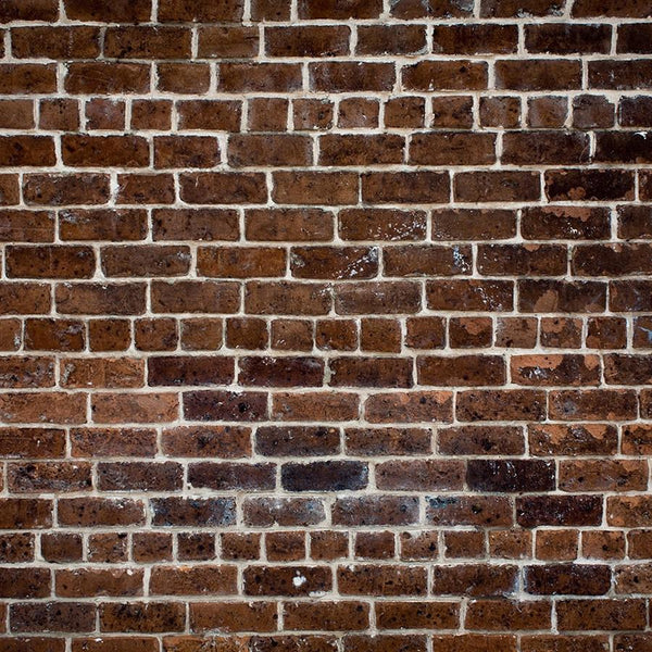 Brick Photo Backdrop - Warm Traditional