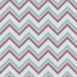 Chevron Photo Backdrop - Aspen Gray