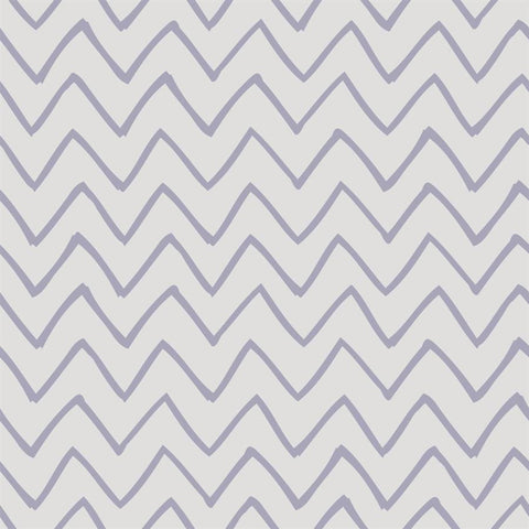 Chevron Photo Backdrop - Les Fauves Gray on Gray Backdrops Loran Hygema