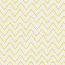 Chevron Photo Backdrop -  Fauves Honey on Cream