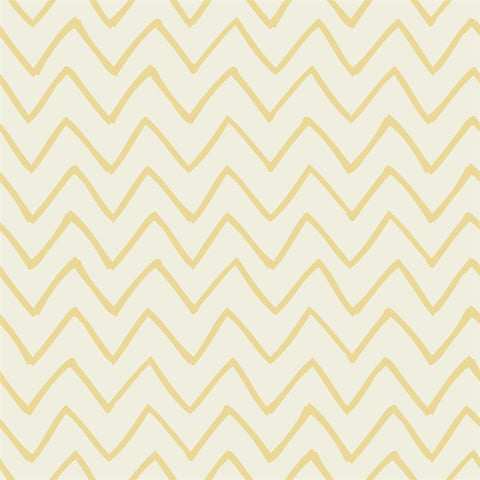 Chevron Photo Backdrop - Fauves Honey on Cream Backdrops Loran Hygema