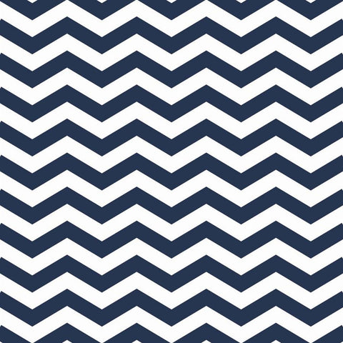 Chevron Photo Backdrop in Navy Backdrops Loran Hygema