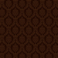 Damask Backdrop Brown