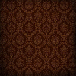 Damask Backdrop Brown Grunge