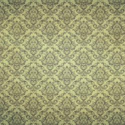 Damask Photo Backdrop - Hand Drawn Green
