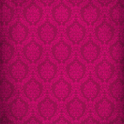 Damask Backdrop Hot Hot Pink Grunge