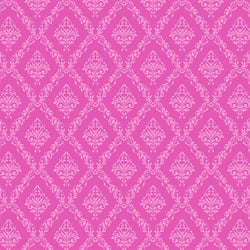 Damask Photo Backdrop - Hot Pink Backdrops SoSo Creative