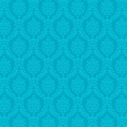 Damask Backdrop Lovely Blue
