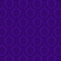 Damask Backdrop Purple
