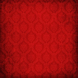 Damask Photo Backdrop - Red Grunge