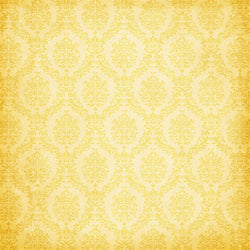 Damask Photo Backdrop - Yellow Grunge Backdrops SoSo Creative