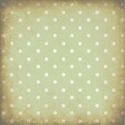 Polka Dot Photo Backdrop - Grungy Green Wallpaper