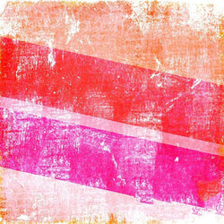 Grunge Photo Backdrop - Hot Pink Stripe Backdrops SoSo Creative