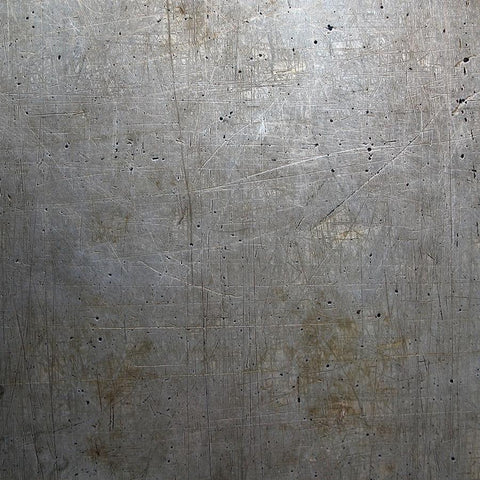 Metal Photo Backdrop - Scratched Sheet