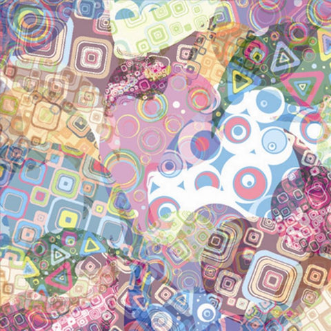 Paisley Photo Backdrop - Jewel