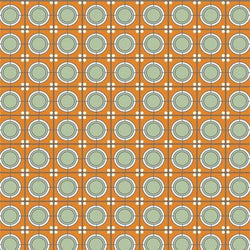 Pattern Backdrop Arts & Crafts Orange Dots