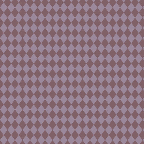 Pattern Photo Backdrop - Diamonds Everywhere in Purple
