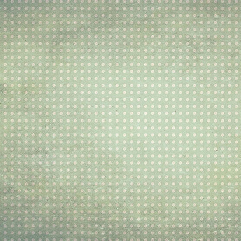 Pattern Photo Backdrop - Distressed Green Dots