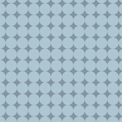 Pattern Backdrop Dots Lost in Blue