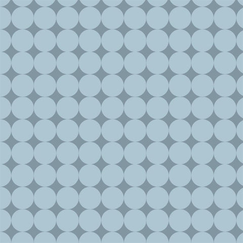 Pattern Photo Backdrop - Dots Lost in Blue