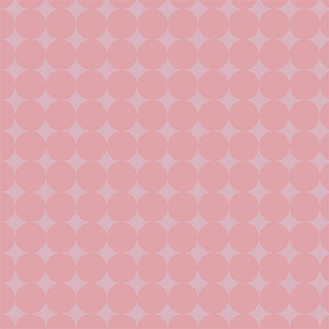 Pattern Backdrop Dots Lost in Pink