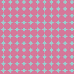 Pattern Backdrop Dots Lost in Pink and Blue