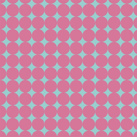 Pattern Photo Backdrop - Dots Lost in Pink and Blue