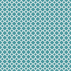 Pattern Photo Backdrop Lattice in Teal Backdrops SoSo Creative
