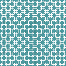 Pattern Photo Backdrop - Links in Teal Backdrops SoSo Creative