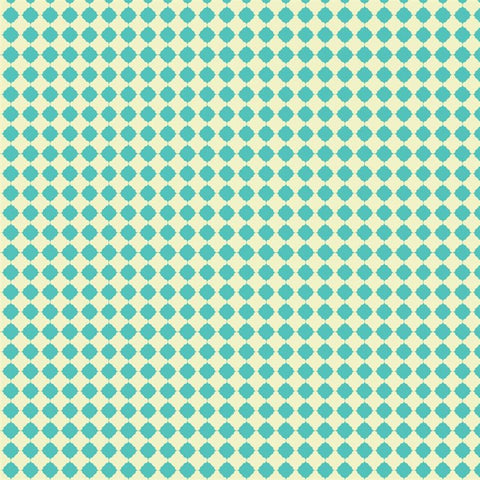 Pattern Photo Backdrop Quatrefoil in Sweet Green Backdrops SoSo Creative
