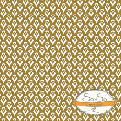 Pattern Photo Backdrop - Reverse Raindrops Goldenrod Backdrops SoSo Creative