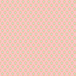 Pattern Photo Backdrop - Superstars Pink & Green